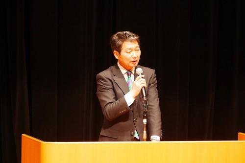 沢崎ゆたか後援会拡大総会